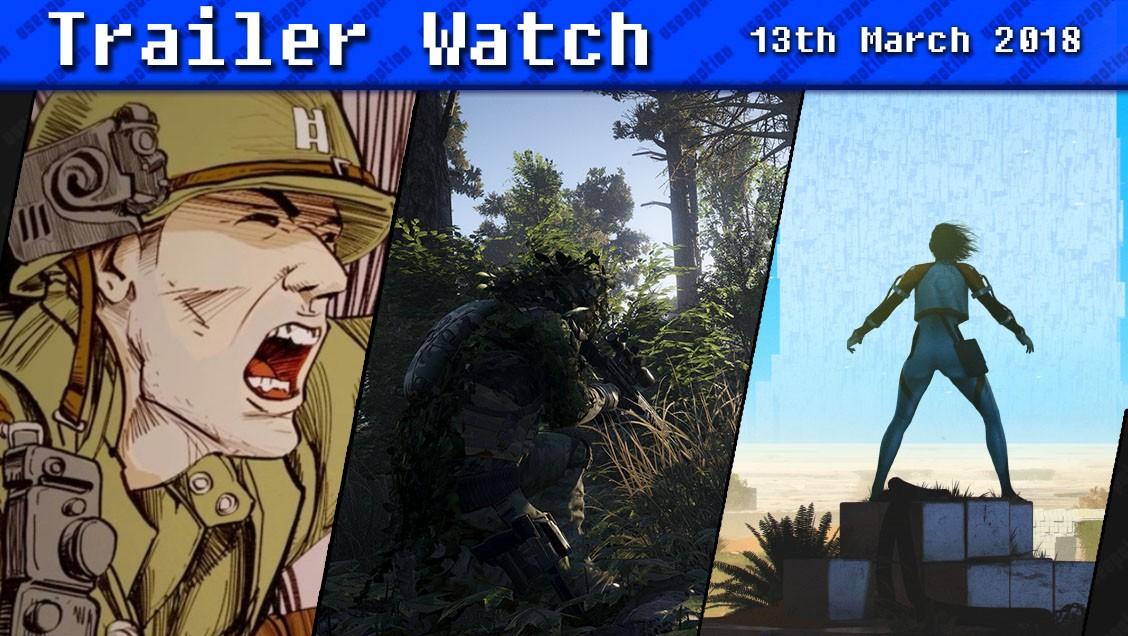 Trailer Watch | 13th March 2018