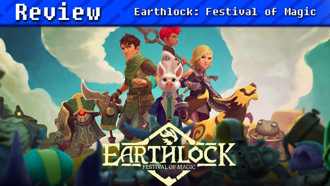 Earthlock: Festival of Magic | REVIEW