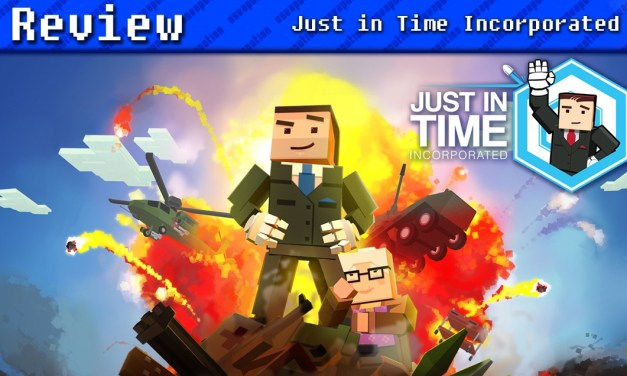 Just in Time Incorporated   REVIEW