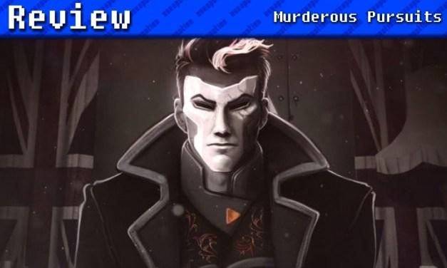 Murderous Pursuits | REVIEW