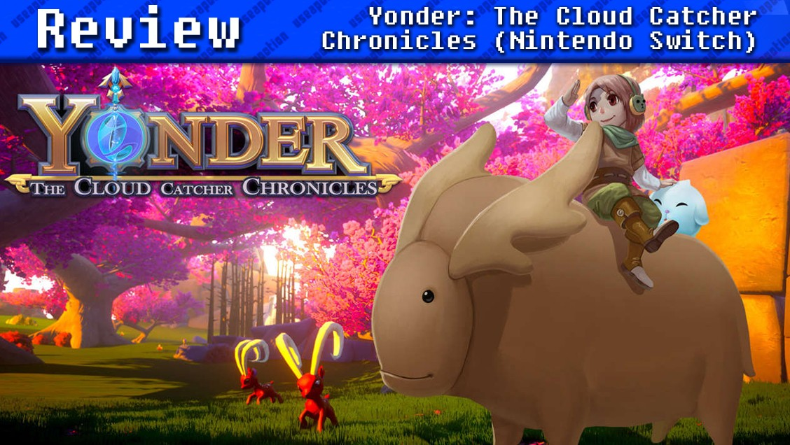 Yonder: The Cloud Catcher Chronicles (Nintendo Switch) | REVIEW