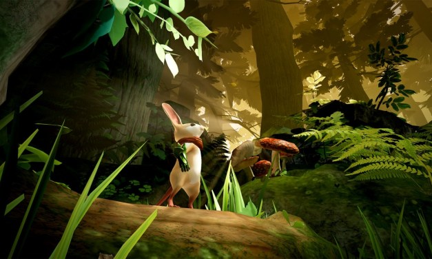 NEWS: VR adventure Moss' physical release is now available worldwide