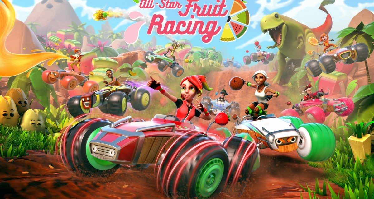 All-Star Fruit Racing | REVIEW