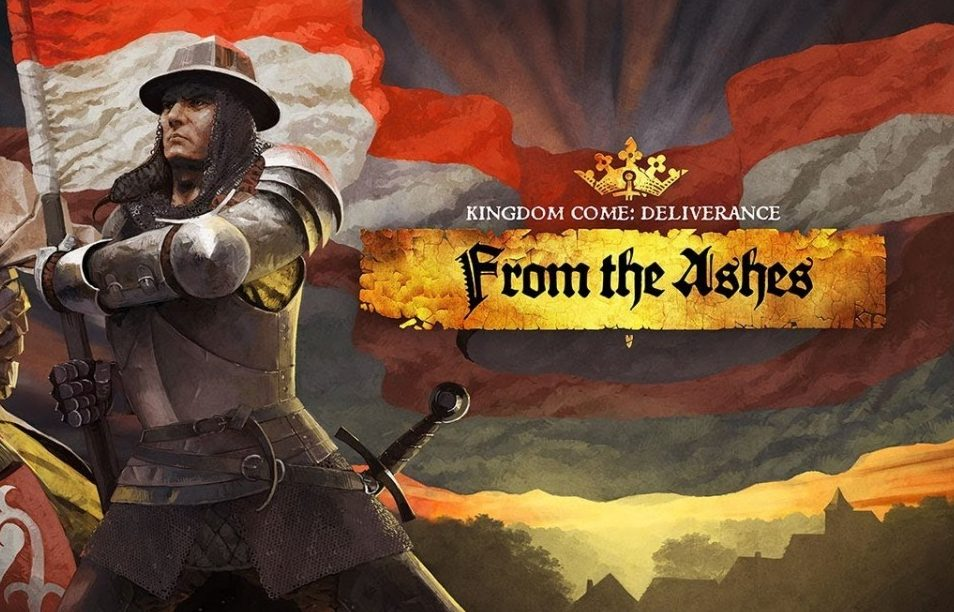 NEWS: Kingdom Come: Deliverance's first DLC 'From the Ashes' launches today