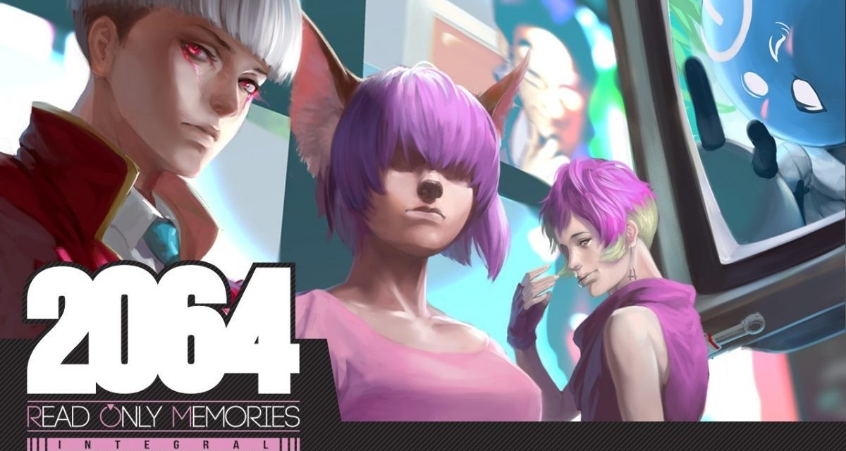 2064: Read Only Memories INTERGRAL | REVIEW