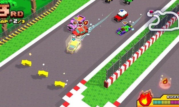 NEWS: The slot car racing party title Chiki-Chiki Boxy Racers launches on the Switch next week