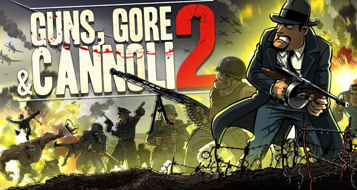 Guns, Gore and Cannoli 2 | REVIEW