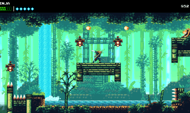 NEWS: Old-school ninja adventure The Messenger launches on the Switch and PC this month
