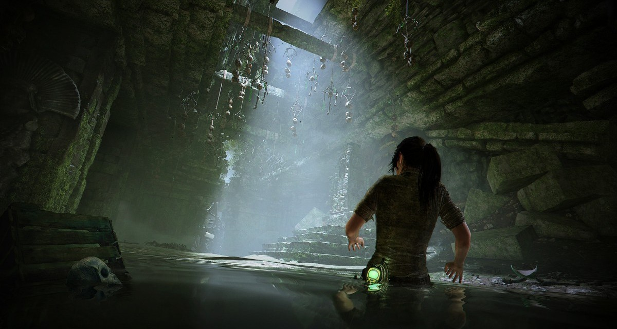 NEWS: Shadow of the Tomb Raider shows off some of its deadly tombs with a new trailer