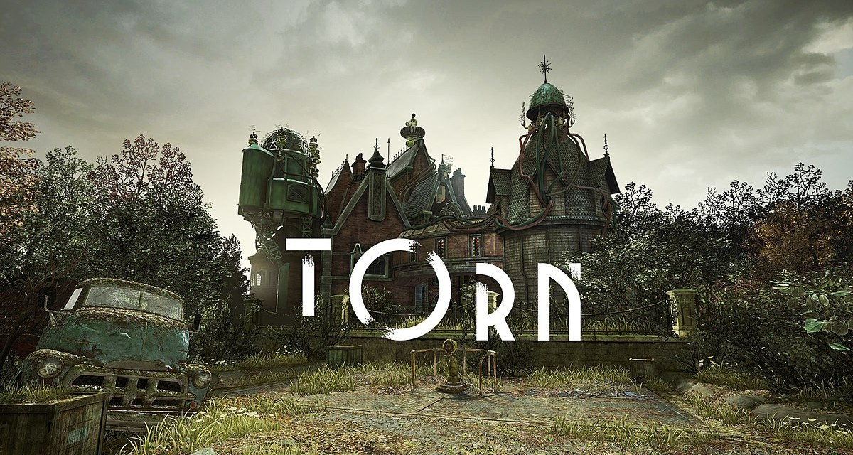 NEWS: VR sci-fi mystery Torn gets a physical release on PlayStation VR later this year