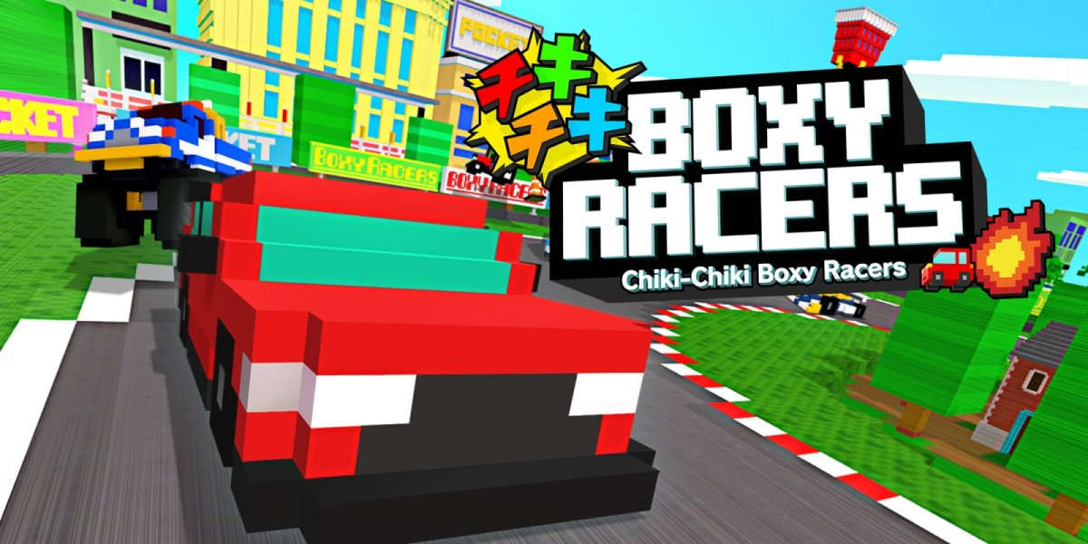 Chiki-Chiki Boxy Racers   REVIEW