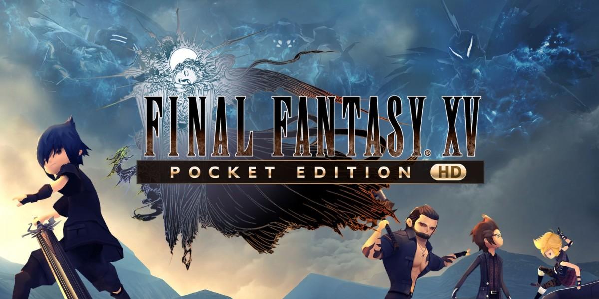 Final Fantasy XV Pocket Edition HD | REVIEW