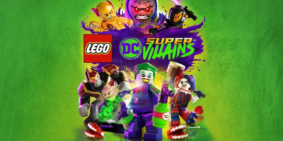 LEGO DC Super-Villains | REVIEW