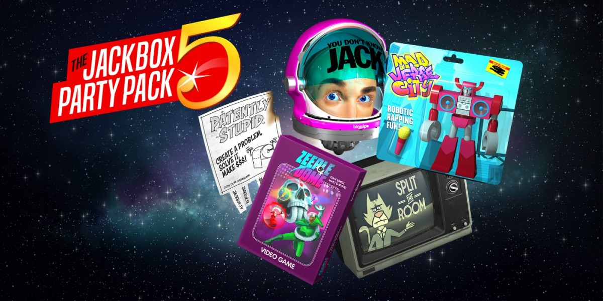 The Jackbox Party Pack 5 | REVIEW