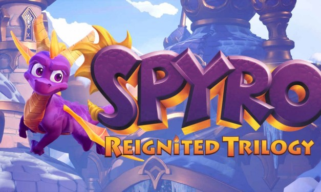 Spyro Reignited Trilogy scorches its way onto consoles today