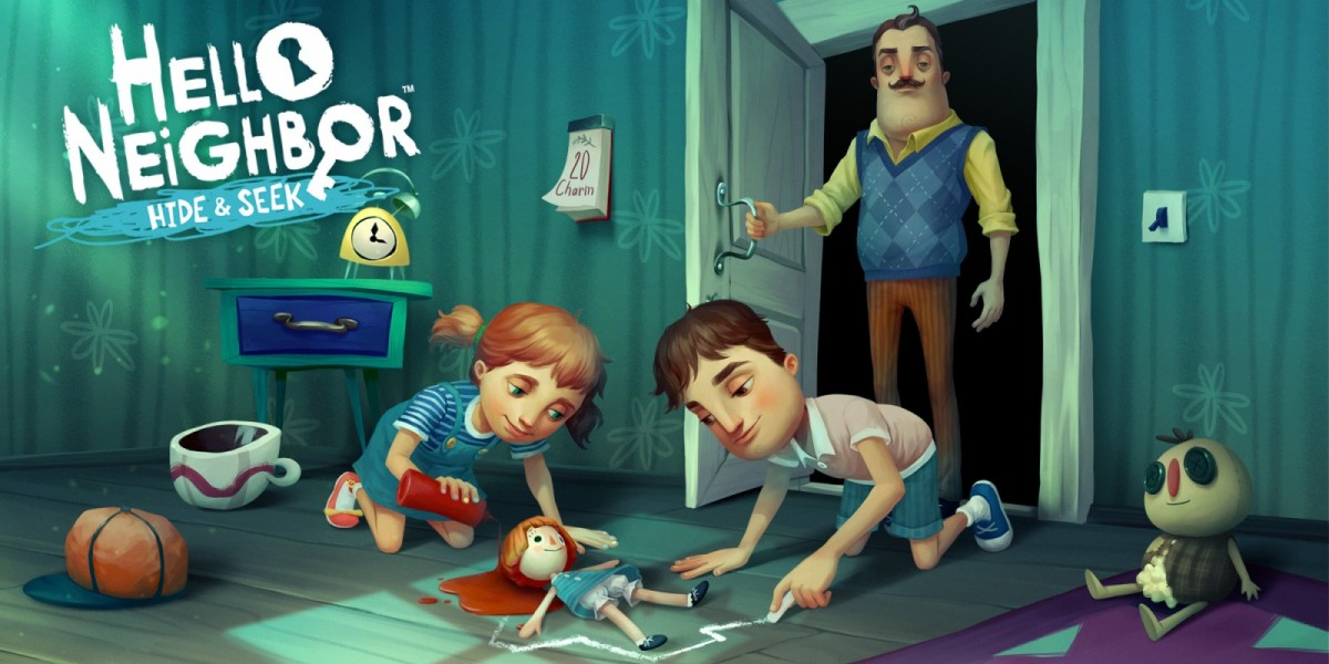 Hello Neighbor: Hide and Seek | REVIEW