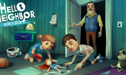 Hello Neighbor: Hide and Seek   REVIEW