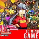 AWAY: Journey to the Unexpected – '10 minutes of Gameplay'   TRAILER