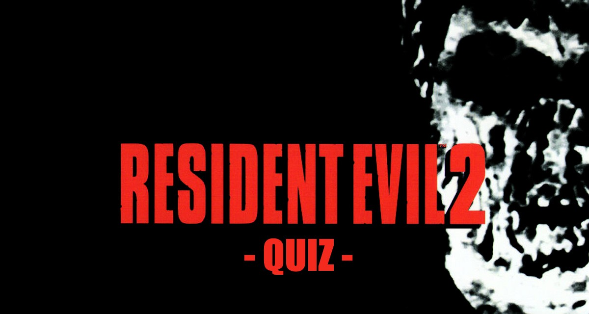 How well do you know Resident Evil 2?