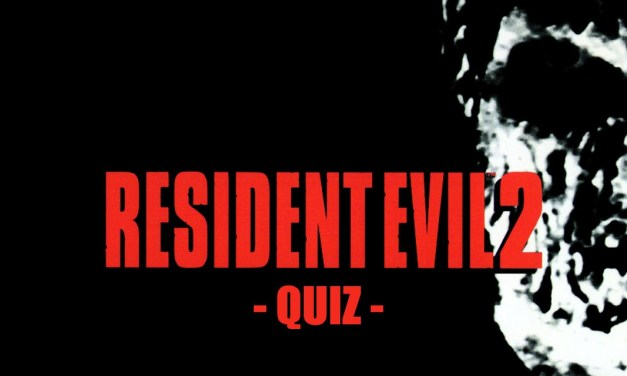 How well do you know Resident Evil 2? | QUIZ
