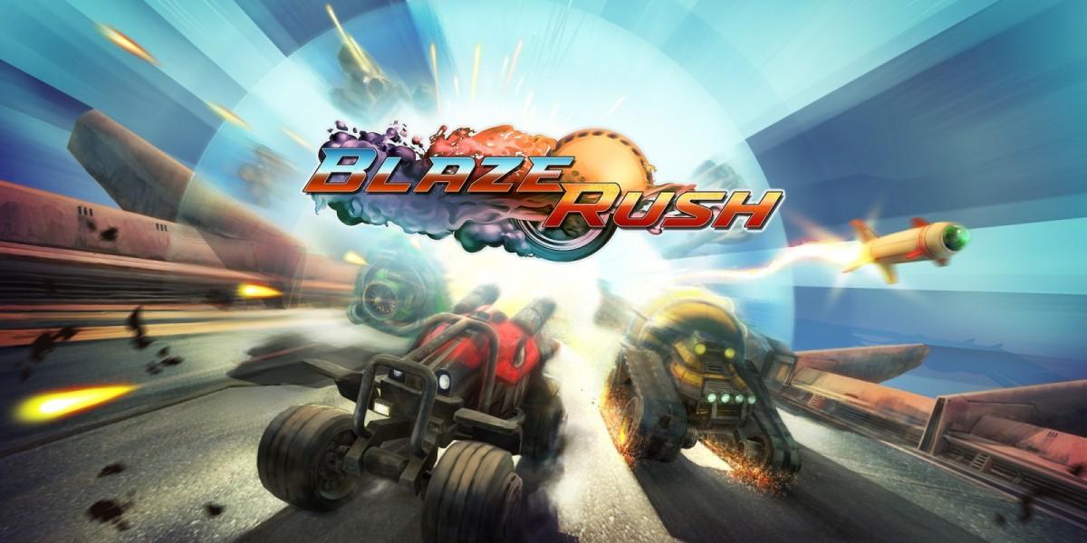 BlazeRush   REVIEW