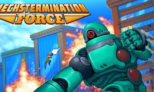 Mechstermination Force | REVIEW