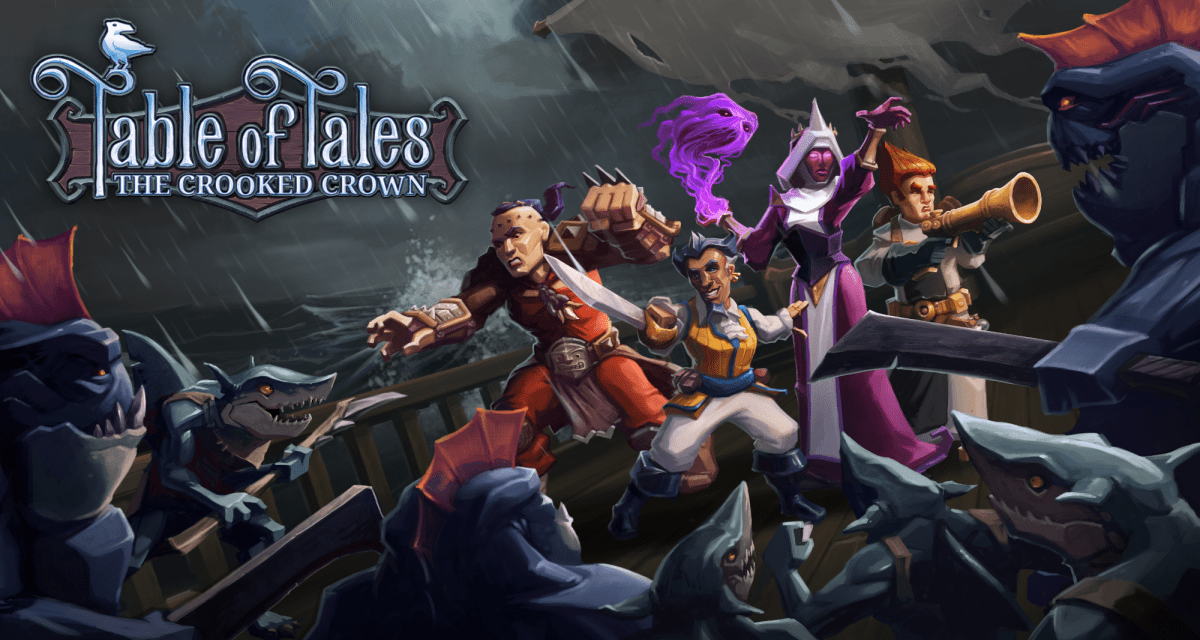 Table of Tales: The Crooked Crown | REVIEW