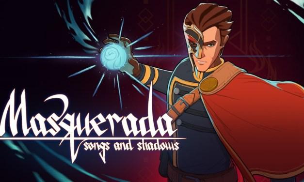 Masquerada: Songs and Shadows | REVIEW