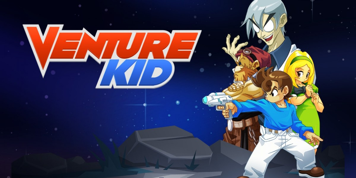Venture Kid | REVIEW