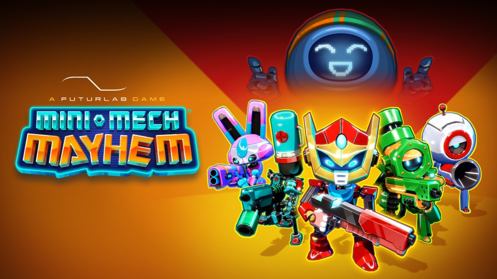Find out more about the upcoming PSVR tabletop battle game Mini-Mech Mayhem   INTERVIEW