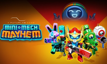 Mini-Mech Mayhem | REVIEW