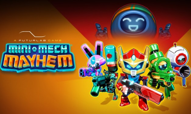 Find out more about the upcoming PSVR tabletop battle game Mini-Mech Mayhem | INTERVIEW