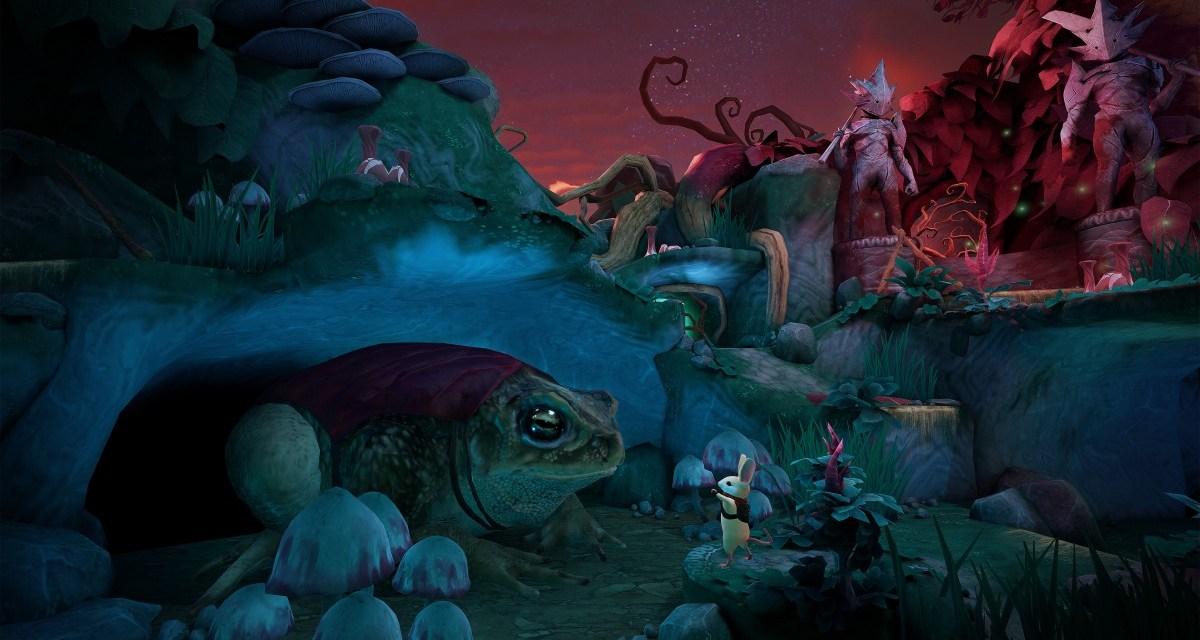 Moss – 'The Twilight Garden' DLC | REVIEW