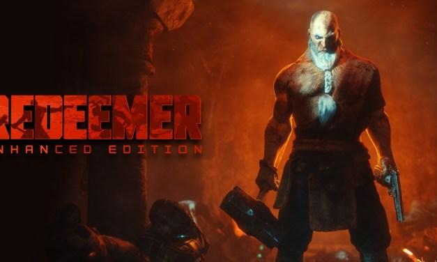 Redeemer: Enhanced Edition   REVIEW
