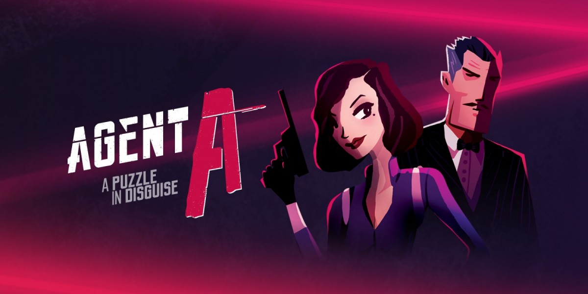 Agent A: A Puzzle in Disguise | REVIEW