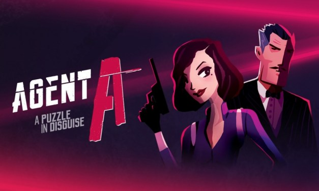 Agent A: A Puzzle in Disguise   REVIEW
