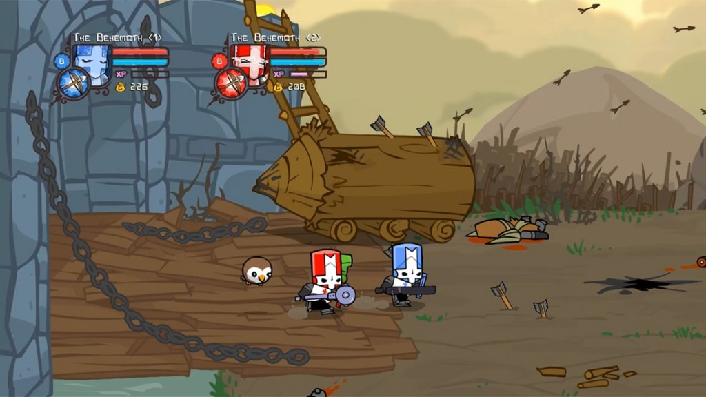 Castle Crashers: Remastered