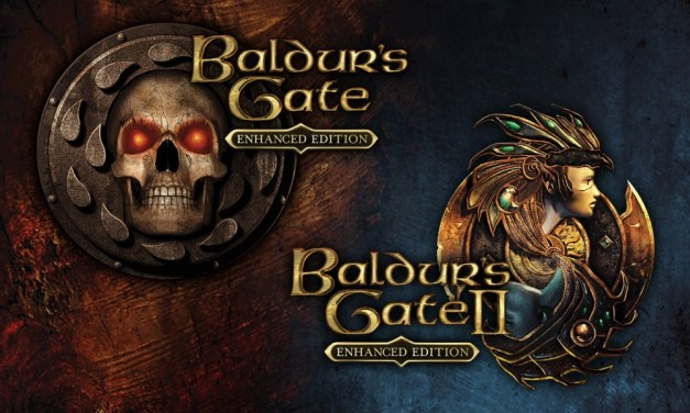 Baldur's Gate and Baldur's Gate II: Enhanced Editions | REVIEW