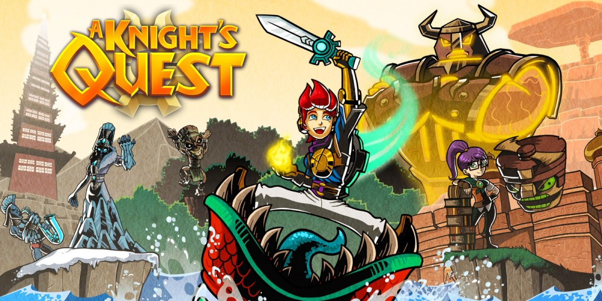 A Knight's Quest | REVIEW