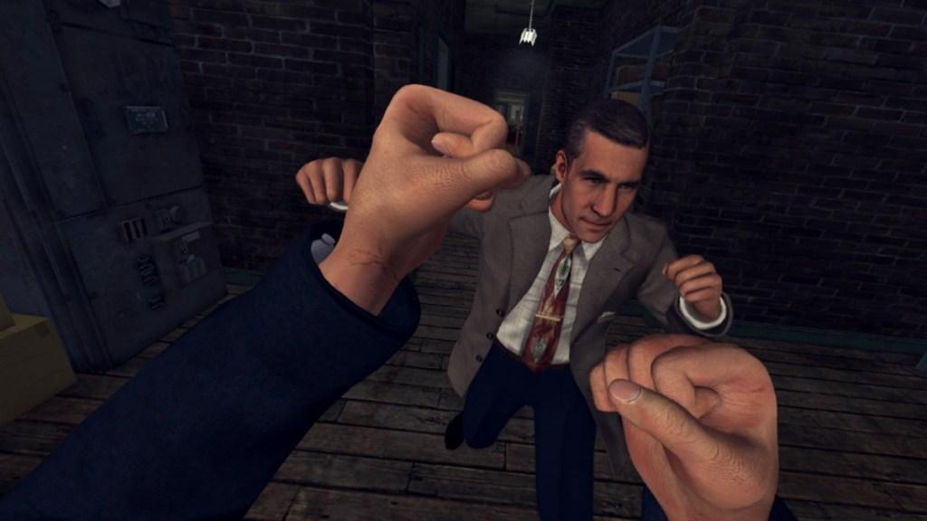 LA Noire: The VR Case Files