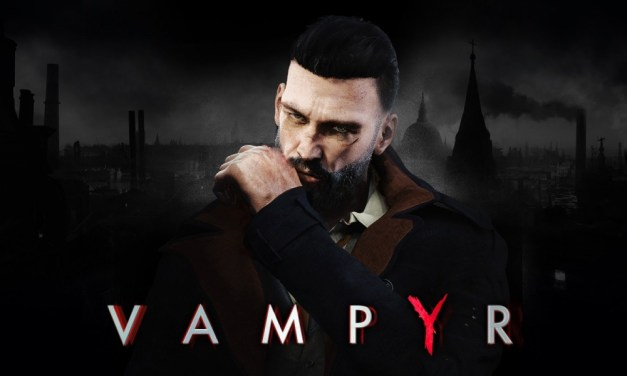 Vampyr [Nintendo Switch] | REVIEW