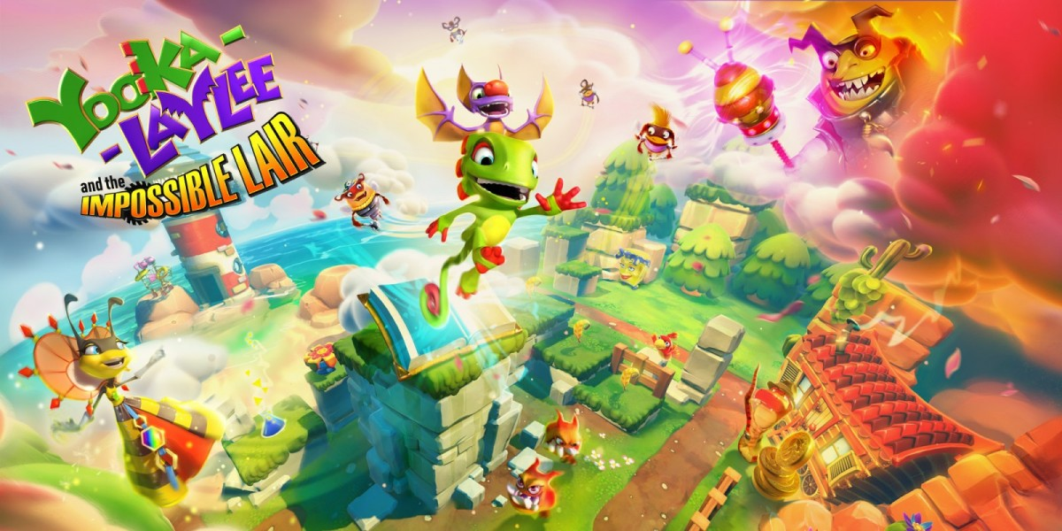 Yooka-Laylee and the Impossible Lair | REVIEW