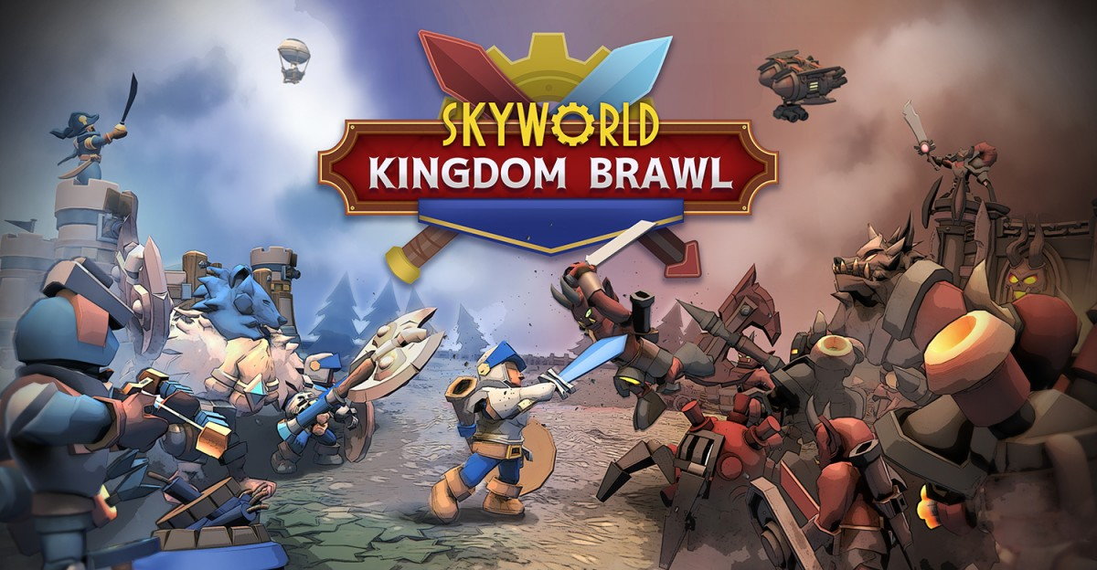 Skyworld: Kingdom Brawl | REVIEW