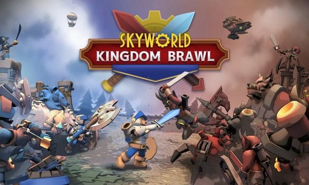 Skyworld: Kingdom Brawl | REVIEW