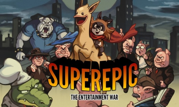 SuperEpic: The Entertainment War | REVIEW