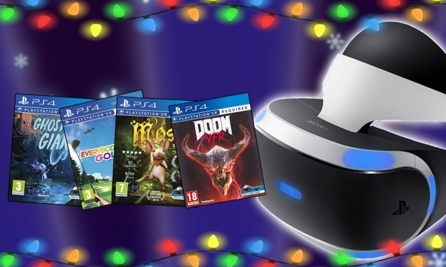 FEATURE: PlayStation VR Gift Guide – Physical Games