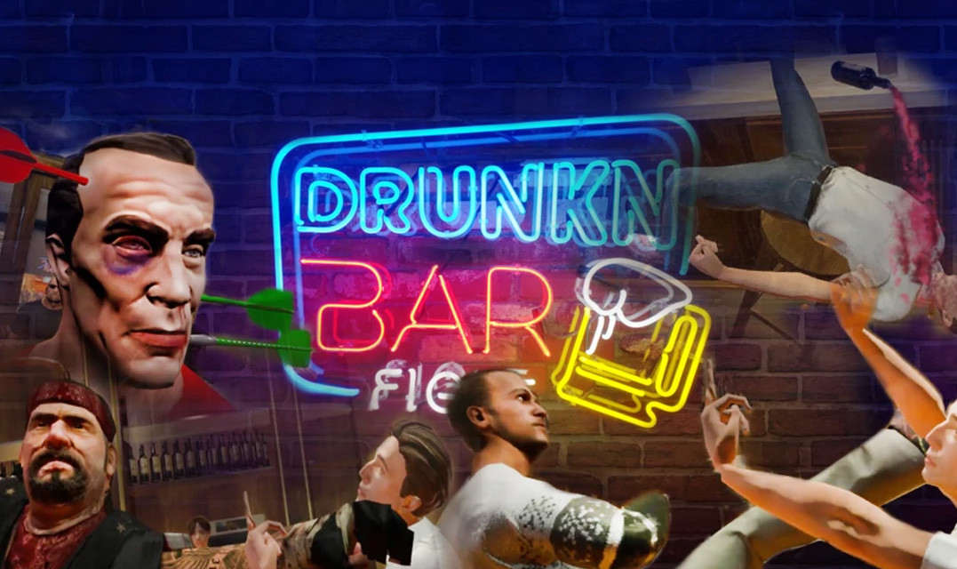 INTERVIEW: Find out more about the VR bar-brawler Drunkn Bar Fight
