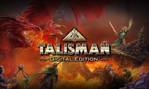Talisman: Digital Edition | REVIEW