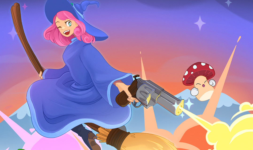 INTERVIEW: Find out more about the upcoming twin-stick shooter Trigger Witch