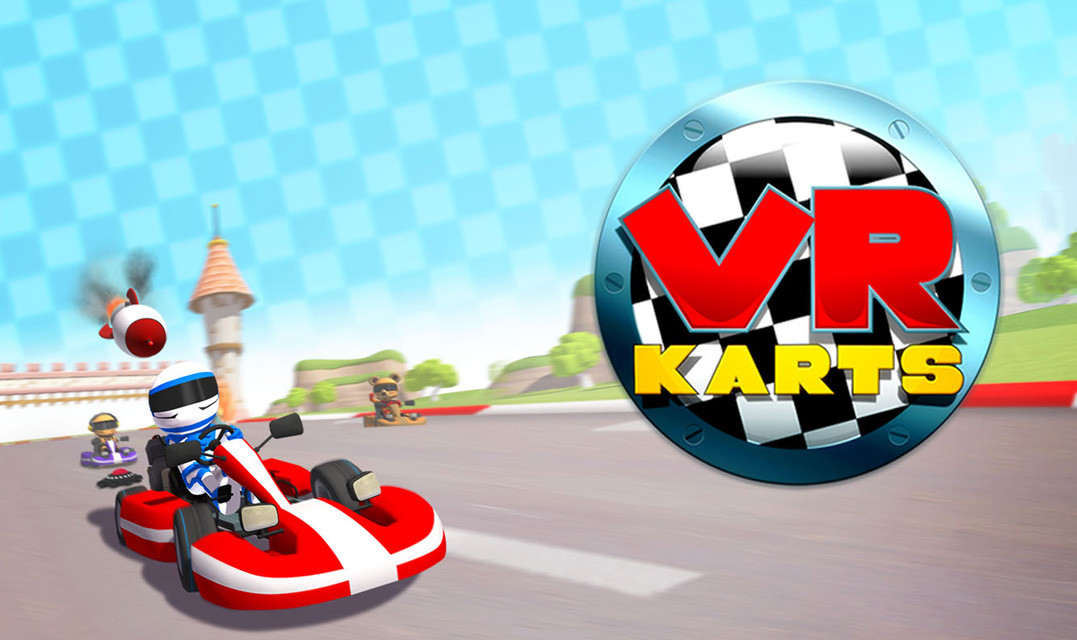 INTERVIEW: Find out more about VR Karts
